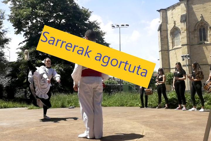 Buy tickets for Izan zirelako gara eta izango dira at Gezala Auditorium in Lezo