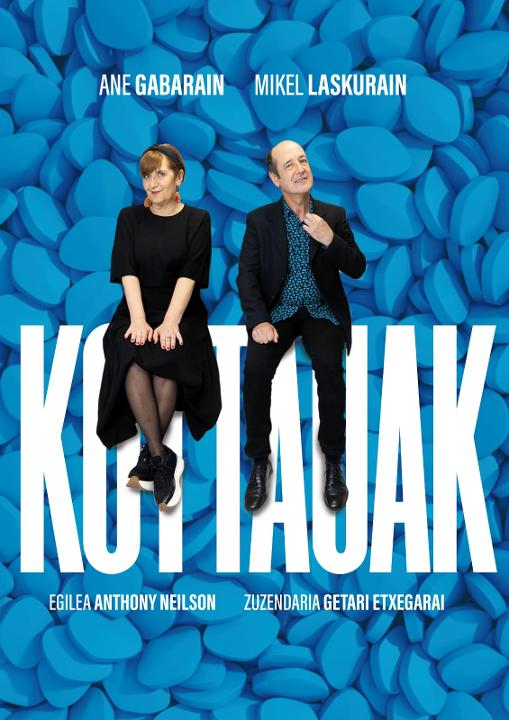 Buy tickets for Kottauak at Gezala Auditorium in Lezo
