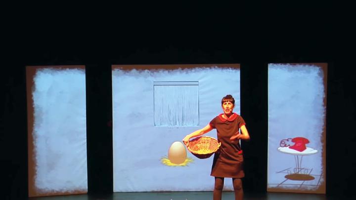 Compra de entradas para Oilar bat dago zure teilatuan en Gezala Auditorium de Lezo