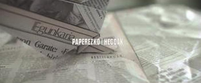 Compra de entradas para Paperezko hegoak en Gezala Auditorium de Lezo